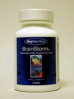Allergy Research's Brainstorm 60 Tabs