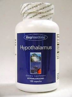 Allergy Research's Hypothalmus (organic Glandular) 500 Mg 100 Caps