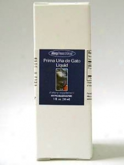 Allergy Research's Prima Uã¿¿â¿â¾a De Gato 1 Oz