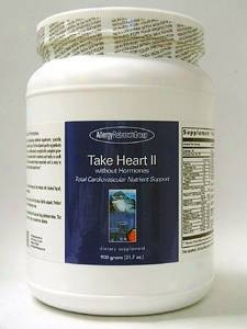 Allergy Research's Take Heart Ii W/o Hormones 900 Gms