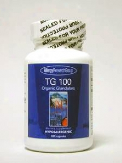 Allergy Research's Tg 100 100 Caps