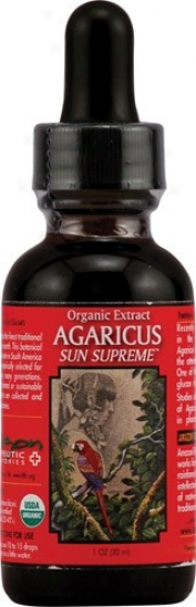 Amazon Therapeutic Labs Agaricus Extract 1oz