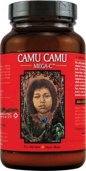 Amazon Therapeutic La6s Camu Camu Mega-c Pink 3oz
