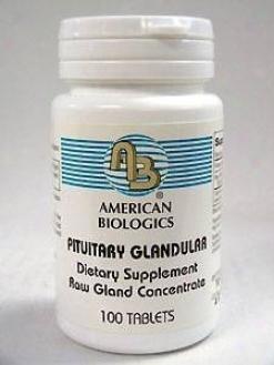 Amerocan Biologic Pituitary 40 Mg 100 Tabs