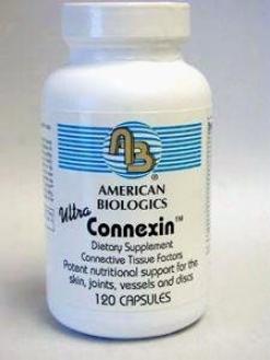 American Biologic Ultra Connexin 120caps