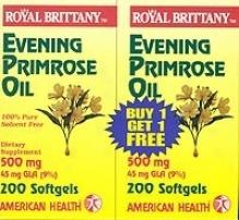 Amerixan Health's Evening Primrose Oik 500mg 200sg+200sg