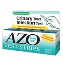 Amerifit Nutritio n- Azo Test Strips, Discriminative characteristic For Urinary Tract Infections 3 Strips