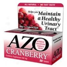Amerifit Nutrition - Cranberry Supplement 50 Tablets