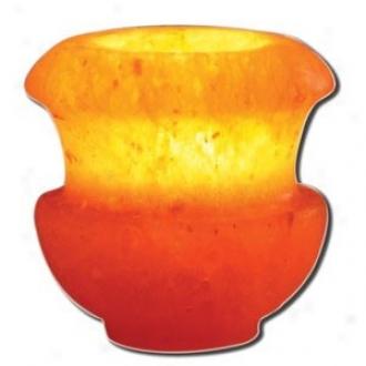 Ancient Secrets Vase Design Tea Light Cqndle Holder 1pc