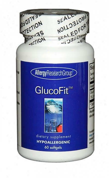 Arg's Glucofit 60sg