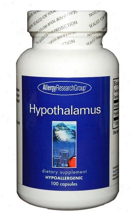 Arg's Hypothalmus (organi cGlandular) 500mg 100 Caps