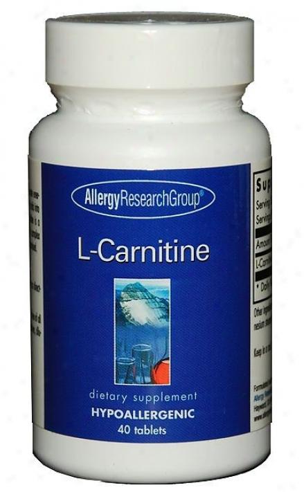 Arg's L-carnitine 250mg 49 Tabs