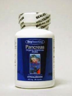 Arg's Pancreas Pork 425mg 60 Capss