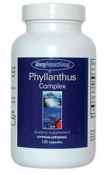 Arg's Phyllanthus Complex 120 Caps