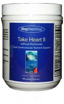 Arg's Take Heart Ii W/o Hormones 300gm