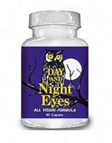 Arizona Natural's Day & Night Eyes 90caps