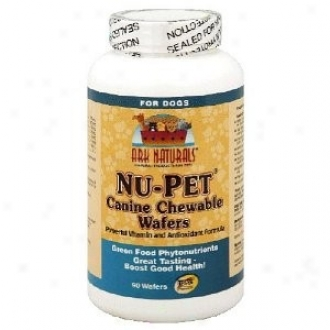 Ark Natural's Nu-pet Canine Chewable 90wafers
