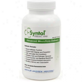 Arthur Andrew Medical Syntol Amd Probiotic Formula 180caps