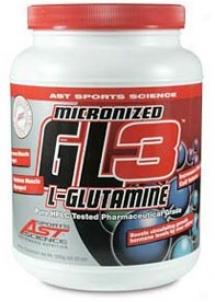 Ast Gl3 L-glutamine  300 Gram