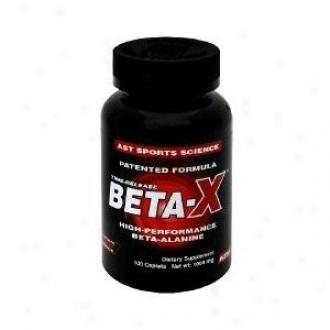 Ast Sport's Beta-x 1000mg 100caps