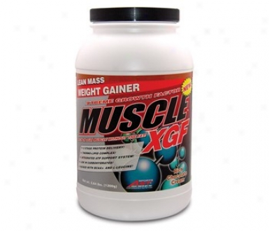 Ast Sport's Muscle Xgf Rich Vanilka 2.64lb
