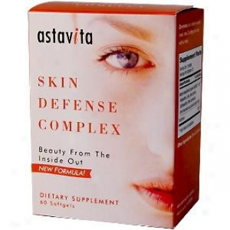 Astavita Skin Defense Complex -- 60 Softgels