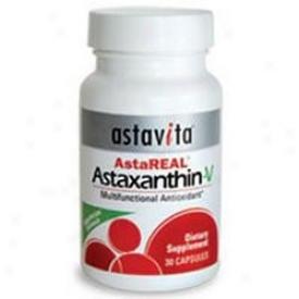 Astavitaa's Astareal Astaxanthin-v 30caps