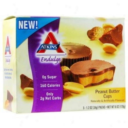 Atkins Endulge Peanut Butter Cups 5/12pcs