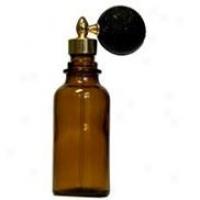 Effluence Cacia's Aromatherapy Atomizer Amber Glaass