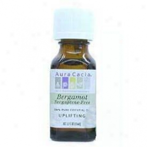 Aura Cacia's Essential Oil Bergamot .5oz