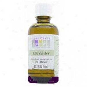 Aura Cacia's Essential Oil Lavenfar 2oz