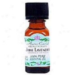 Aura Cacia's Essential Oil Lavendar Spike .5oz