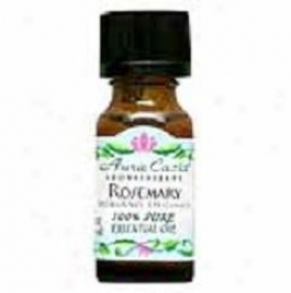 Aura Cacia's Essential Oil Rosemary .5oz
