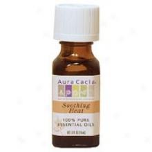 Aura Caciq's Essential Oil Soothe Heat 0.5oz