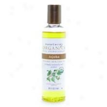 Aura Cacia's Organics Oil Og Jojoba 4oz