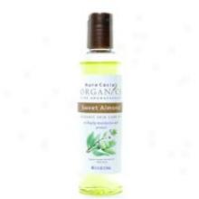Aura Cacia's Organics Oil Og Sweet Almond 4oz