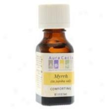 Aura Cacia's Precious Vital Massage Oil Vanilla 4oz