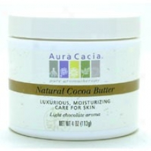 Aura Cacia's Pure Cocoa Butter 4oz