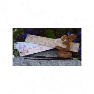 Auromere's Aromatherapy Incense Sandal 10gm 12pk