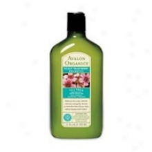 Avalon Organic's Shampoo Tea Tree Handling 11oz