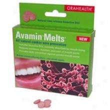 Avamin Melt's Bio-active B12