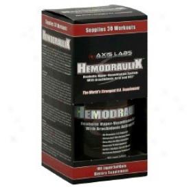 Axis Labs Hemodraulix Liq 180 Softgels