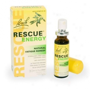 Bach's Flower Essence Rescue Energy 7ml