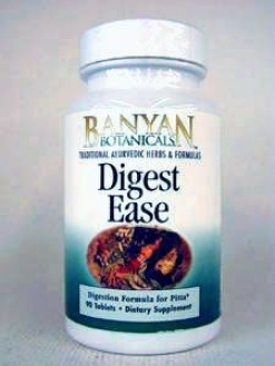 Banyan Trading Co's Digest Ease 500 Mg 90 Tabs