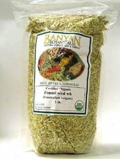 Banyan Commercial Co's Fennel Powder (seed Whole) 1 Lb