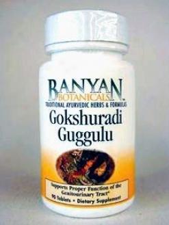 Banyan Trading Co's Gokshuradi Guggulu 300 Mg 90 Tabs