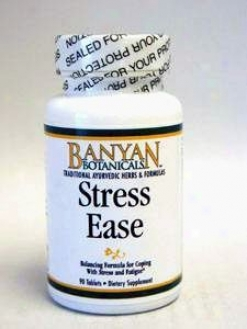 Banyan Trading Co's Stress Ease 500 Mg 90 Tabs