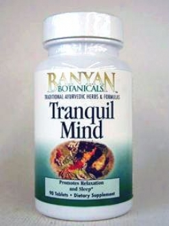 Banyan Trading Co's Tranquil Mind 500 Mg 90 Tabs