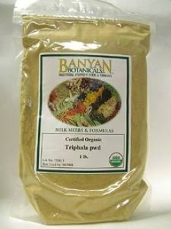 Banyan Trading Co's Triphala Powder 1 Lb