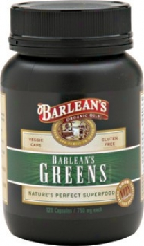 Barlean Greens 120caps